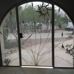 ocotillo design screen enclosure shade image