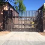tall double door gate image