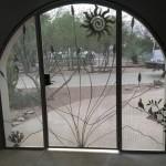ocotillo design screen enclosure shade image
